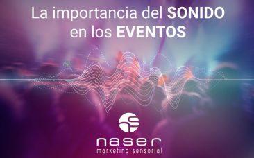 La importancia del sonido en los eventos